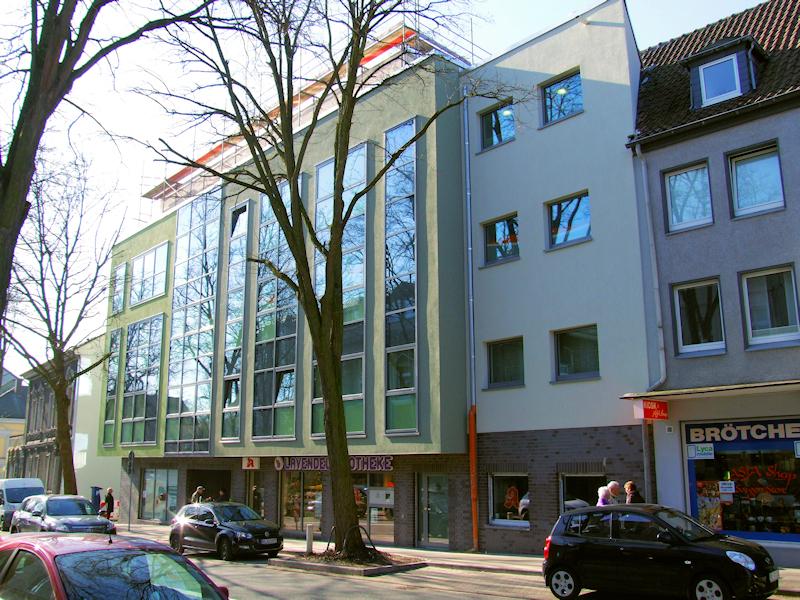 Gewerbliche Bauten der erfahrenen Architekten aus Castrop-Rauxel