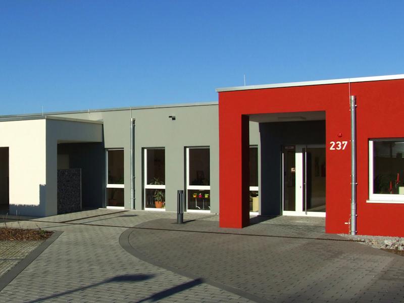 Soziale Einrichtungen der Architekten aus Castrop-Rauxel